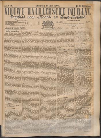 Nieuwe Haarlemsche Courant 1900-05-14