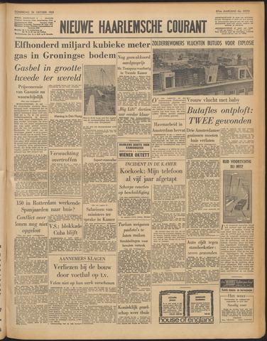 Nieuwe Haarlemsche Courant 1963-10-24