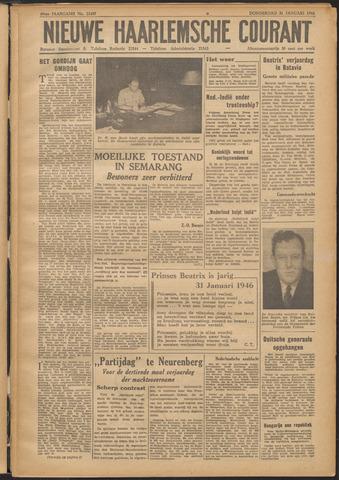 Nieuwe Haarlemsche Courant 1946-01-31