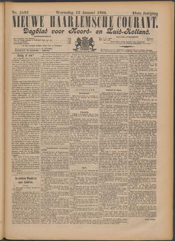 Nieuwe Haarlemsche Courant 1904-01-13