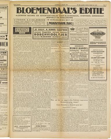 Bloemendaal's Editie 1926-03-13
