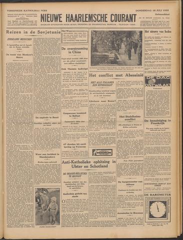Nieuwe Haarlemsche Courant 1935-07-18