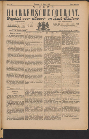 Nieuwe Haarlemsche Courant 1899-03-29