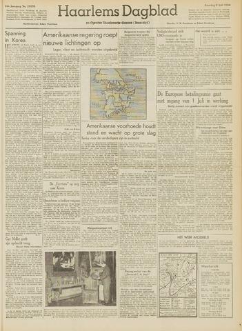 Haarlem's Dagblad 1950-07-08