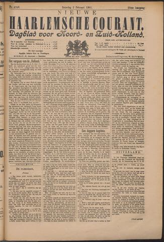 Nieuwe Haarlemsche Courant 1901-02-02