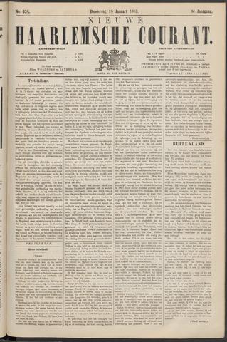 Nieuwe Haarlemsche Courant 1883-01-18