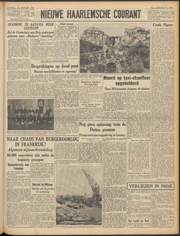 Nieuwe Haarlemsche Courant 1947-11-29