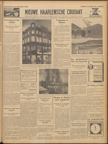 Nieuwe Haarlemsche Courant 1938-12-22