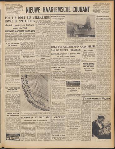 Nieuwe Haarlemsche Courant 1951-08-04