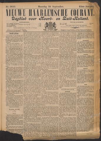 Nieuwe Haarlemsche Courant 1898-09-26