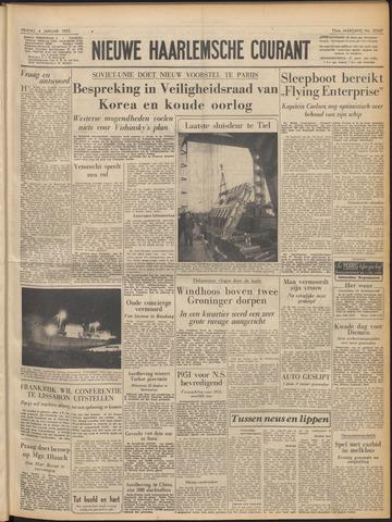 Nieuwe Haarlemsche Courant 1952-01-04