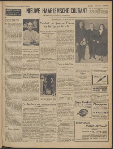Nieuwe Haarlemsche Courant 1941-03-01