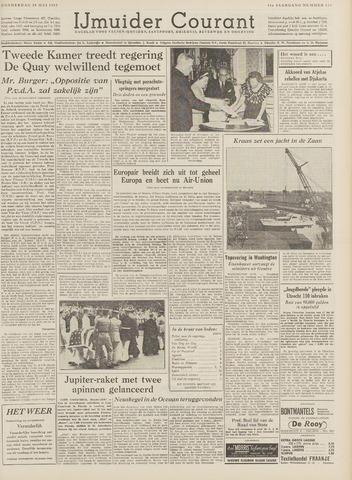 IJmuider Courant 1959-05-28