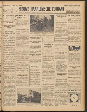 Nieuwe Haarlemsche Courant 1939-01-13