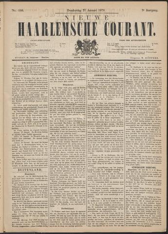 Nieuwe Haarlemsche Courant 1878-01-31