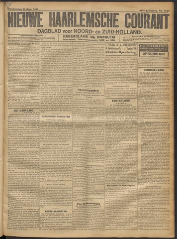 Nieuwe Haarlemsche Courant 1916-08-31