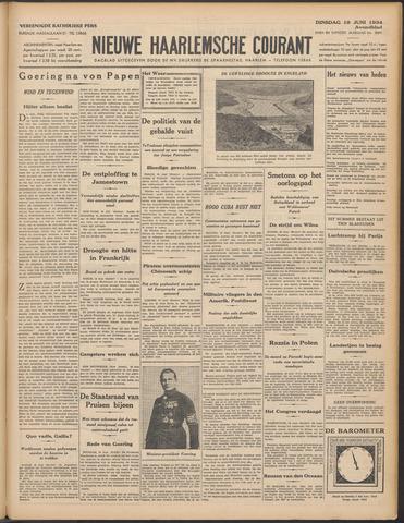 Nieuwe Haarlemsche Courant 1934-06-19