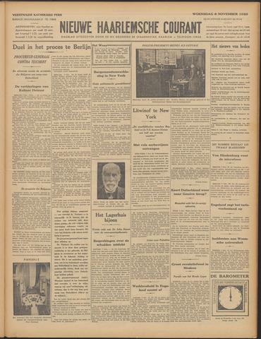 Nieuwe Haarlemsche Courant 1933-11-08