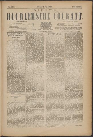 Nieuwe Haarlemsche Courant 1890-06-13