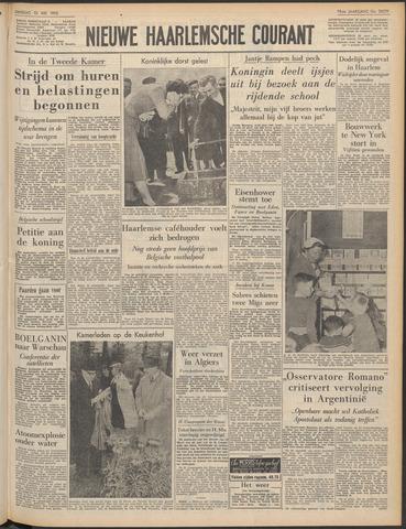 Nieuwe Haarlemsche Courant 1955-05-10