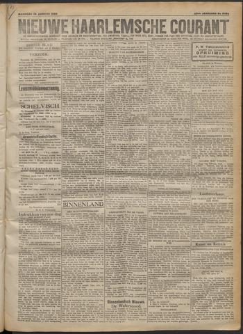 Nieuwe Haarlemsche Courant 1920-01-26