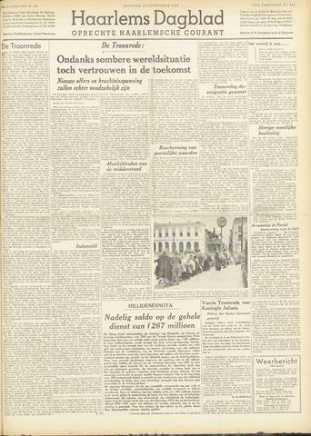 Haarlem's Dagblad 1951-09-18