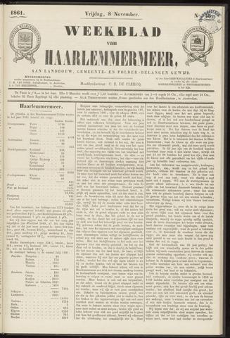Weekblad van Haarlemmermeer 1861-11-08