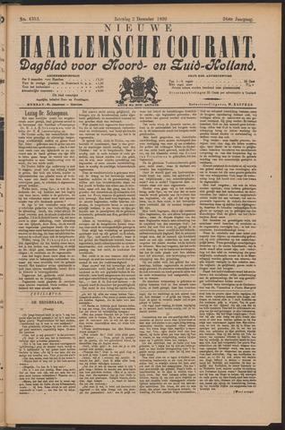 Nieuwe Haarlemsche Courant 1899-12-02
