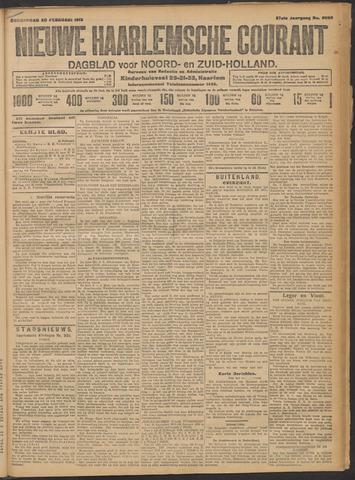 Nieuwe Haarlemsche Courant 1913-02-20