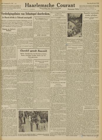 Haarlemsche Courant 1942-06-20