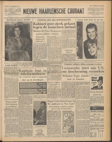 Nieuwe Haarlemsche Courant 1960-09-16