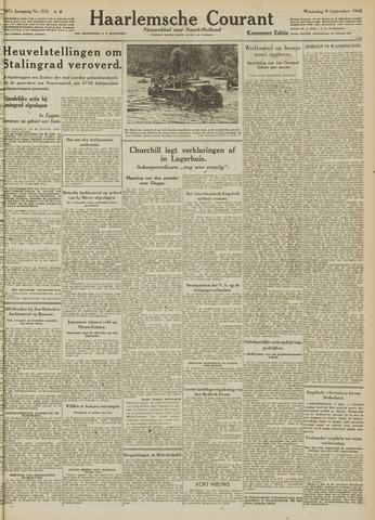 Haarlemsche Courant 1942-09-09