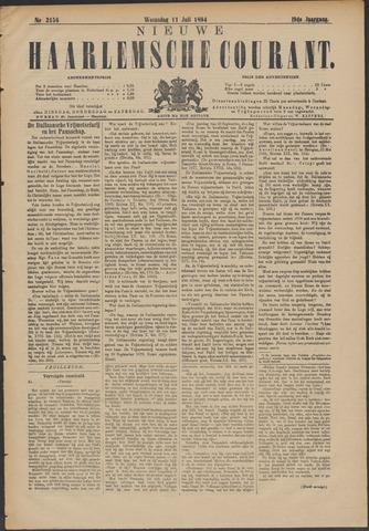 Nieuwe Haarlemsche Courant 1894-07-11