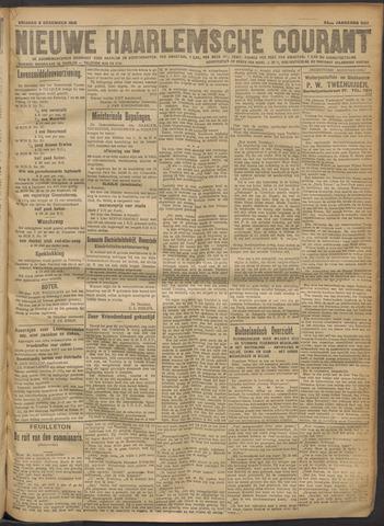 Nieuwe Haarlemsche Courant 1918-12-06