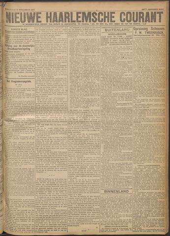 Nieuwe Haarlemsche Courant 1917-11-21