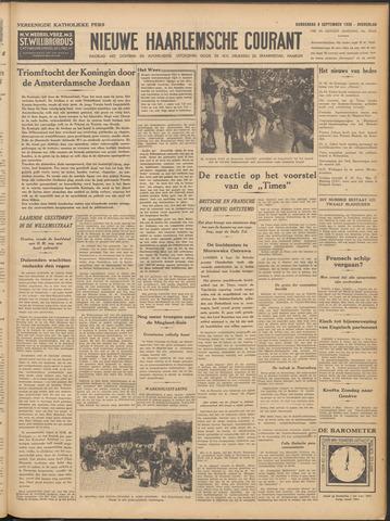 Nieuwe Haarlemsche Courant 1938-09-08