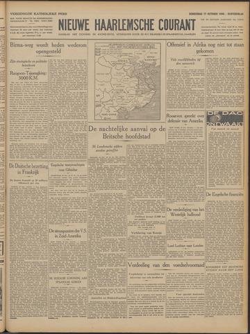 Nieuwe Haarlemsche Courant 1940-10-17