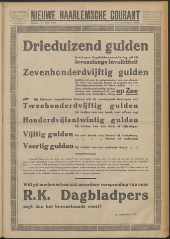 Nieuwe Haarlemsche Courant 1924-04-08