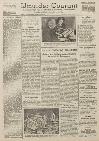 IJmuider Courant 1939-01-13