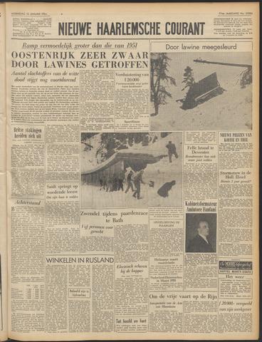 Nieuwe Haarlemsche Courant 1954-01-13