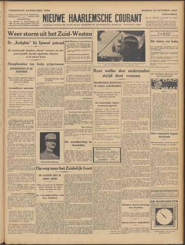 Nieuwe Haarlemsche Courant 1935-10-20