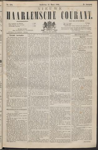 Nieuwe Haarlemsche Courant 1881-03-31
