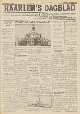 Haarlem's Dagblad 1926-09-11