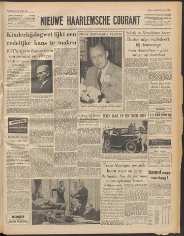 Nieuwe Haarlemsche Courant 1961-06-28