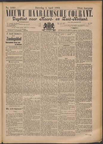 Nieuwe Haarlemsche Courant 1903-04-04