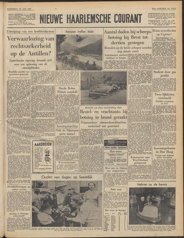 Nieuwe Haarlemsche Courant 1957-06-20