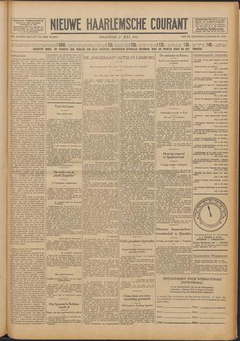 Nieuwe Haarlemsche Courant 1931-07-27