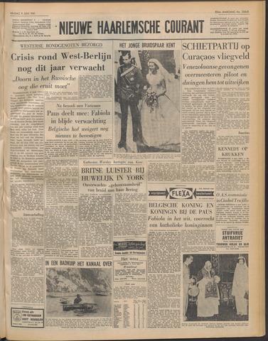 Nieuwe Haarlemsche Courant 1961-06-09