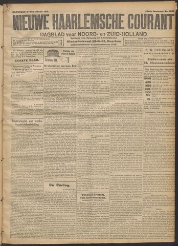 Nieuwe Haarlemsche Courant 1914-11-21