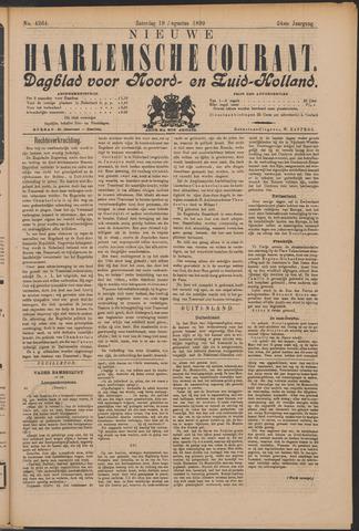 Nieuwe Haarlemsche Courant 1899-08-19